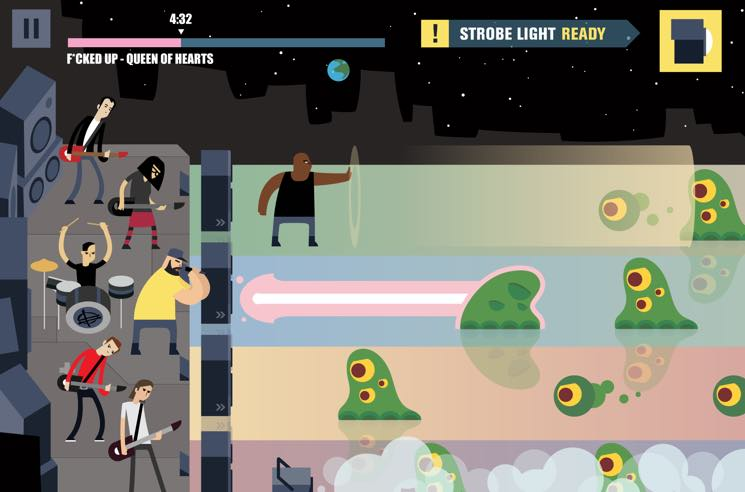 Tap, Tap Coalition'Loud on Planet X' Merges Indie Music and Indie Gaming