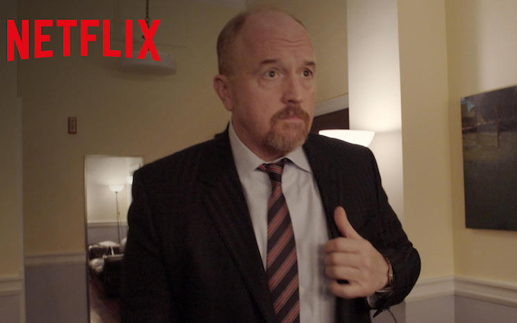 Here's the First Trailer for Louis CK's New Netflix Special