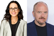"Janeane Garofalo Demands People ""Leave Louis C.K. Alone"" in Heated Podcast Appearance"