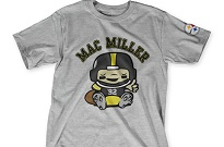 NFL Teams Up with Mac Miller, Diplo, Underoath for Custom T-Shirts