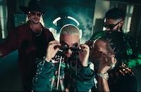 """Major Lazer Drop """"Que Calor"""" Video with J Balvin and El Alfa"""