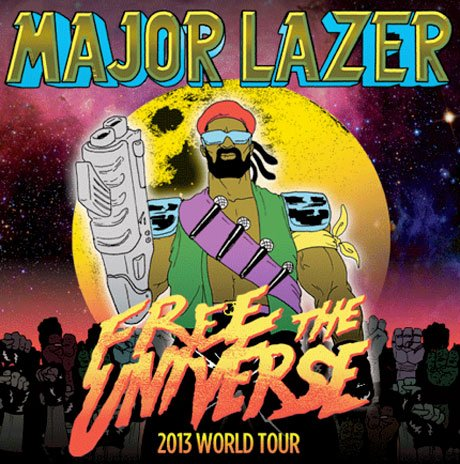 Major Lazer Past Tour Dates