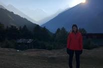​Mandy Moore Is Hiking Mount Everest