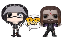 Marilyn Manson and Rob Zombie Are Now Funko Pop Figurines