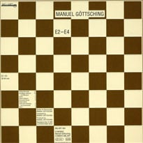 Manuel G�ttsching Treats 'E2-E4' to 35th Anniversary Reissue