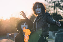 Hot Hot Heat's Steve Bays and Prairie Cat Premiere Horror-Themed Band Mariah Scary and the Ghoulish Cauldrons