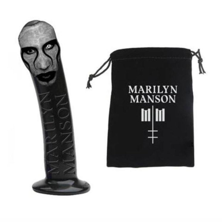 Marilyn Manson Is Now Selling Dildos with His Own Face on Them - 웹