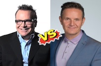 Tom Arnold and Producer Mark Burnett Reportedly Threw Down in a Brawl at an Emmy Party