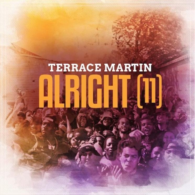 Kendrick lamar alright terrace martin jazz remix for Terrace martin