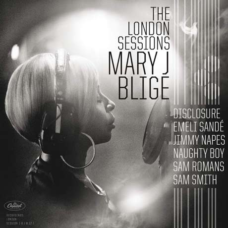 Mary J. BligeThe London Sessions