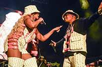 Mary J. Blige & Nas Budweiser Stage, Toronto ON, September 10