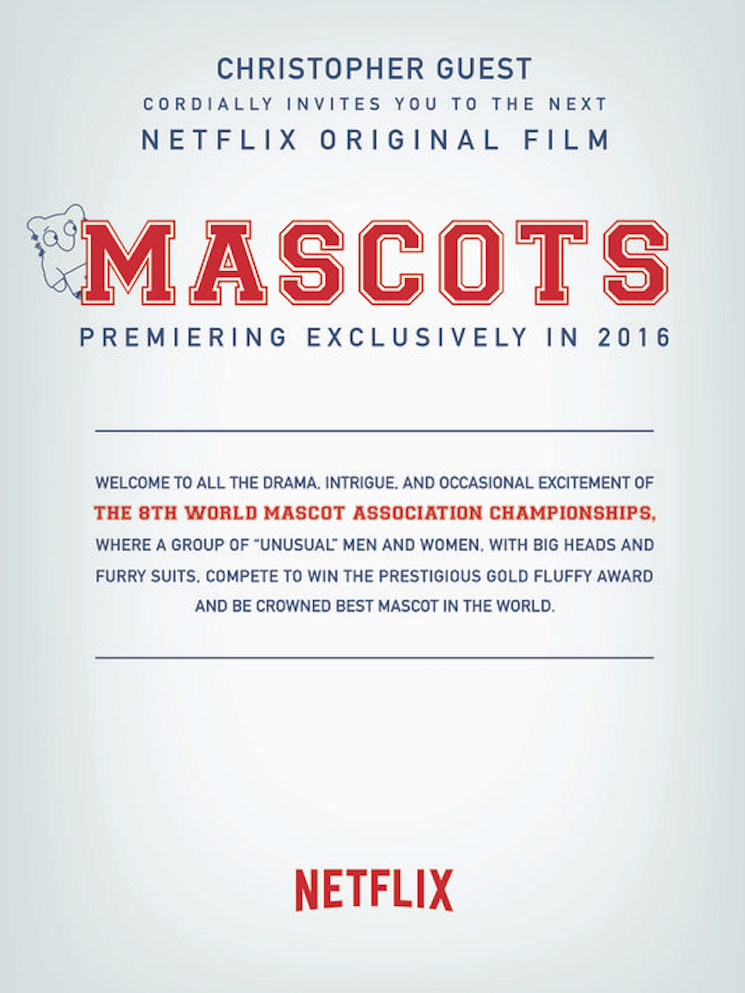 The Trailer For Mascots Promises Another Classic Christopher Guest
