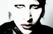 Marilyn Manson Is Falling Off Stages Now