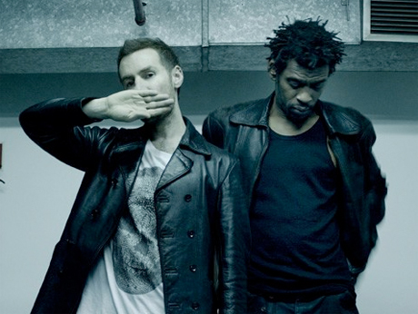 Massive Attack Recording New Material with Damon Albarn, Richard Russell