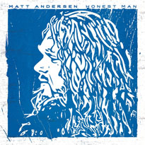 Matt Andersen Comes Clean on 'Honest Man' LP, Shares Tour Dates and New Single