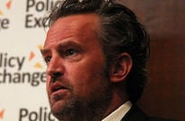 Matthew Perry Just Spent Three Months in a Hospital Bed