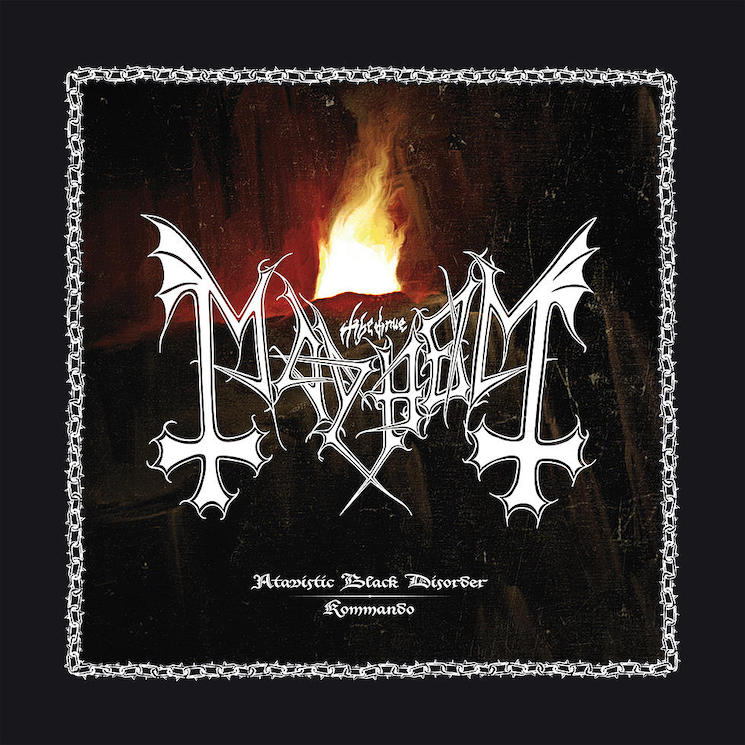 Black Metal Lifers Mayhem Cover Discharge, Dead Kennedys, Ramones on New EP