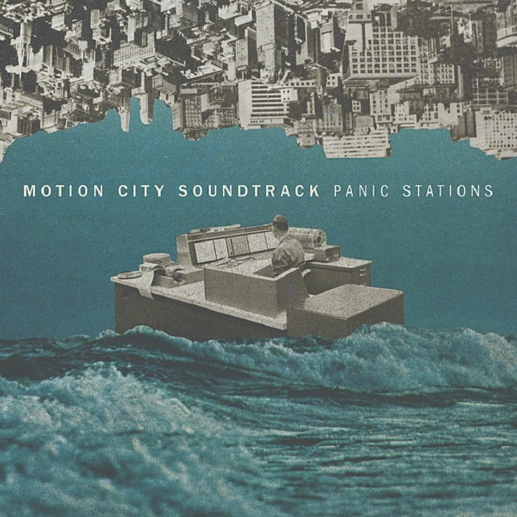Motion City Soundtrack'Panic Stations' (album stream)