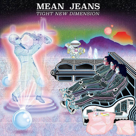 Mean Jeans Travel to a 'Tight New Dimension' on New LP