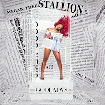 Megan Thee Stallion Stands Above Her Peers on 'Good News'