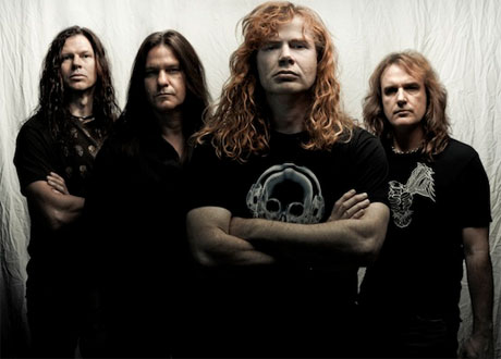 Megadeth Drummer Shawn Drover Quits Band