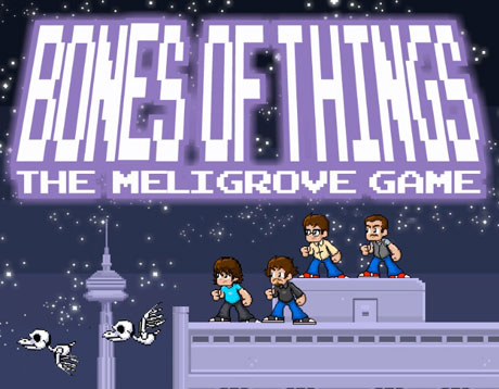 Meligrove Band Get Their Own Videogame