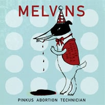 Melvins 'Pinkus Abortion Technician' (album stream)