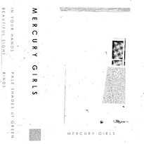 Mercury Girls\'Demo 2015\' (EP stream)