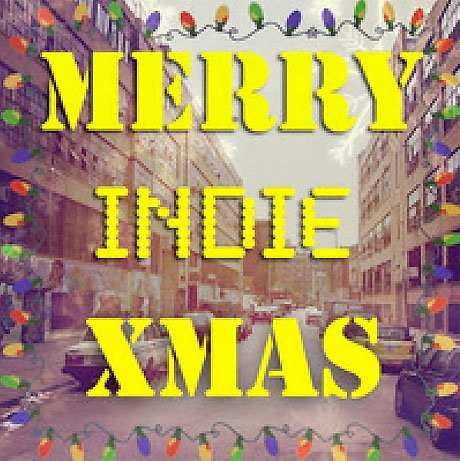 Various'Merry Indie Xmas' (ft. Christmas covers by the fake Interpol, Beach House, the National) (album stream)