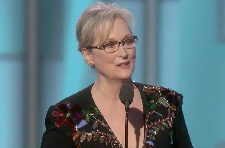 The Golden Globes the Morning After: Meryl Streep Uses Her Platform, Donald Glover Shouts Out Migos and Twitter Tears Down 'Hidden Fences'