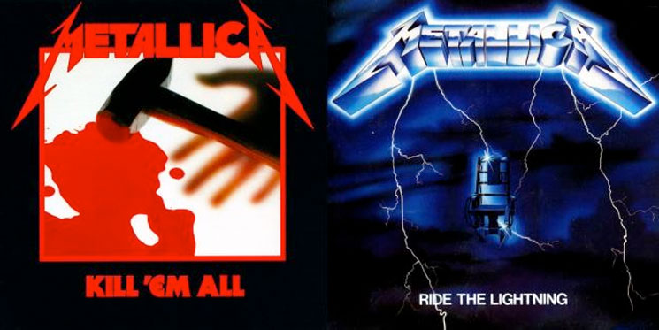 Metallica Treat Kill Em All And Ride The Lightning To