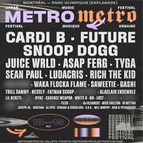 Montreal's Festival Metro Metro Gets Cardi B, Future, Snoop Dogg for Inaugural Event