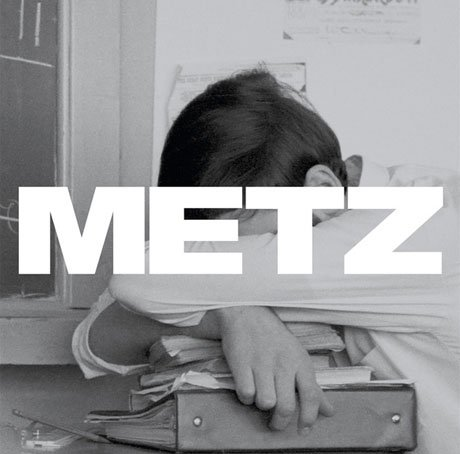METZ'METZ' (album stream)