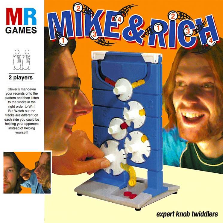 Mike & RichExpert Knob Twiddlers