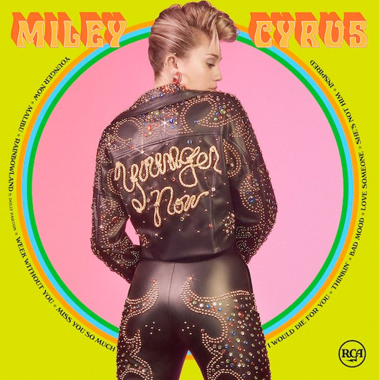 Surprise! Miley Cyrus Releases New Single and Video for 'Younger Now'