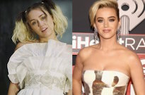Miley Cyrus Says Katy Perry