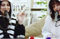 "Milk & Bone Get Festive by Covering Ariana Grande's ""Santa Tell Me"""