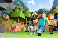 The 'Minecraft' Movie Now Has a Release Date