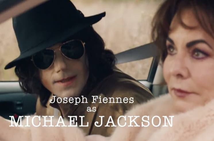 Get Your First Look at Joseph Fiennes as Michael Jackson in 'Urban Myths' Trailer