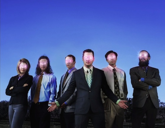 Modest Mouse Building Something Out Of Nothing
