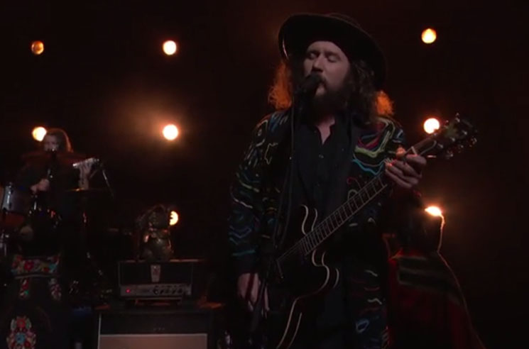 My Morning Jacket Believe Nobody Knows Live On Conan