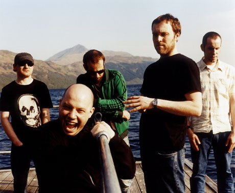 Mogwai Grab Tim Hecker, Justin Broadrick, Zombi for New Remix Album