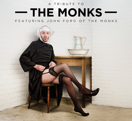 Thomas D'Arcy Pays Tribute to the Monks with Members of Sloan, New Pornographers, Change of Heart
