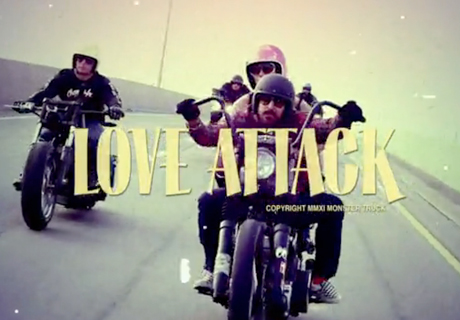 "Monster Truck""Love Attack"" (video)"