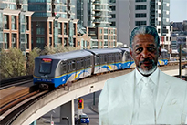 Morgan Freeman Is Now the Official Voice for Vancouver Transit Announcements
