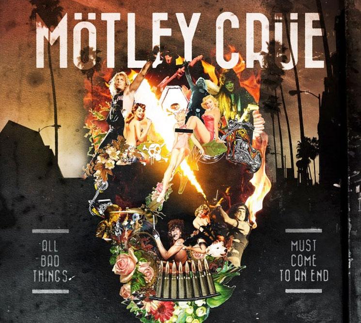 Motley Crue Farewell Tour