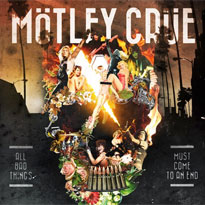 M�tley Cr�e Add Even More North American Dates to Farewell Tour