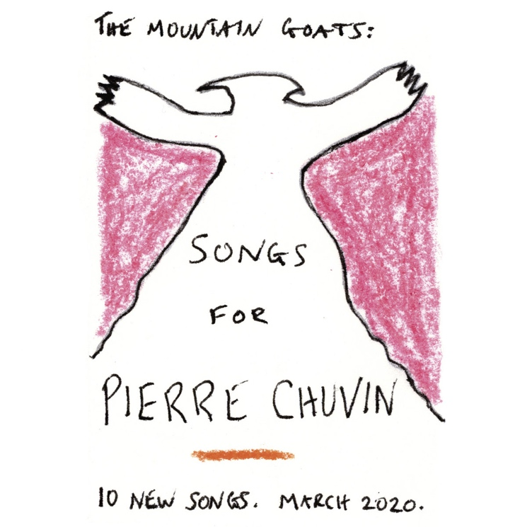 The Mountain Goats Use Lo Fi Sounds For Transcendent Results On Songs For Pierre Chuvin