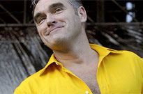 ​Watch a Fan Toss C-Bombs at Morrissey for Not Honouring David Bowie
