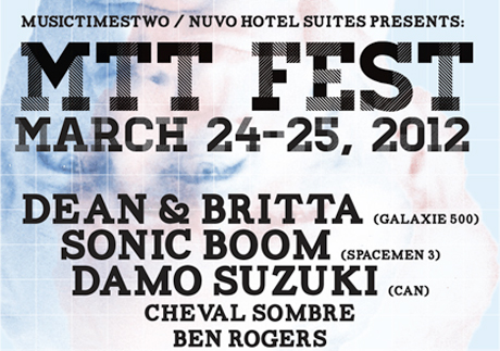Calgary's MTT Fest Fleshes Out Lineup with Galaxie 500 Set by Dean & Britta